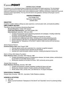 Work Resume Examples With Work History by Resume Employment History Resume Format Download Pdf