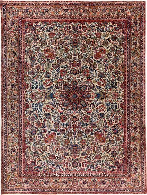 Kashan Persian Rug Roselawnlutheran Kashan Rug