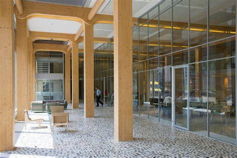 tamedia office building zurich switzerland shigeru
