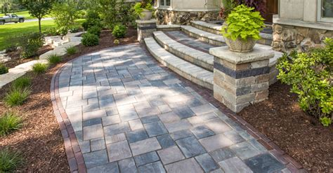 Richcliff Pavers Price Renovating Your Front Walkway Eieihome