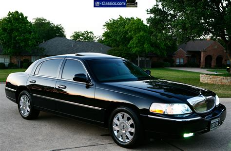 town car lincoln town car cartier matt garrett