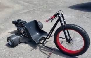 Make Your Own Blueprints motorized drift trike custom frames amp kits deadeye