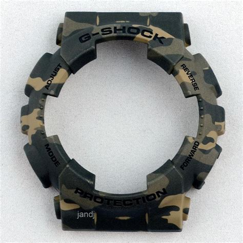Casio Gshock Gd 120cm 4 Read Army original casio g shock replacement bezel for gd120cm 5 gd