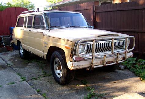 1978 jeep four door borg warner quadra trac