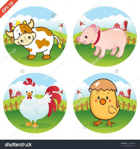 animal clipart farm animal stock clipart 79