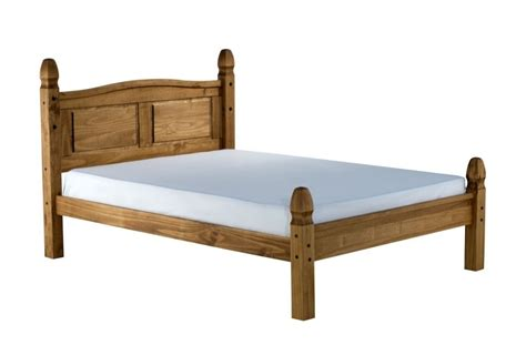 4 6 Bed Frame Corona 4 6 Quot Low Foot End Bed Frame