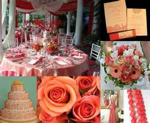coral wedding colors color inspiration coral elizabeth designs the