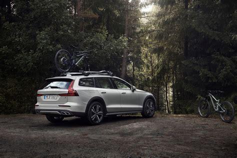 Volvo 2019 V60 Cross Country by 2019 Volvo V60 Cross Country Takes Rugged Wagon Road