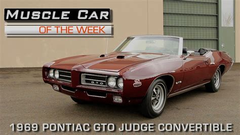 last car made this is the last 1969 pontiac gto convertible made