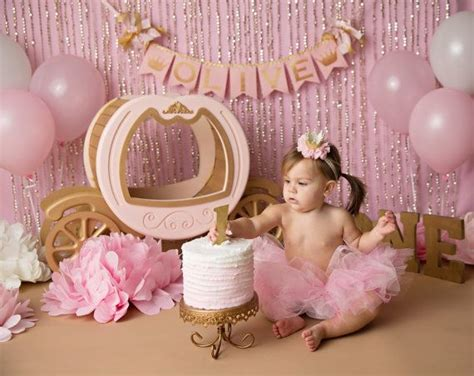 Best 25  Princess first birthday ideas on Pinterest   Pink gold party, Pink and gold birthday