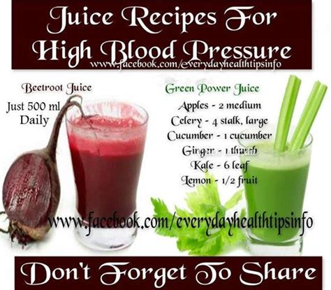 Detox Low Blood Pressure by High Blood Pressure Jugo Batidos Y Batido Detox