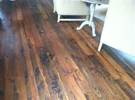 10 Pine Flooring - wide plank prefinished pine flooring tavern grade 6
