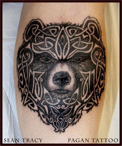blackwork tattoo edmonton sean tracy portfolio pagan tattoo of edmonton