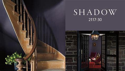 shadow benjamin moore color of the year 2017 wpl interior design