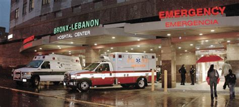 bronx lebanon hospital emergency room emergency medicine bronx lebanon health system
