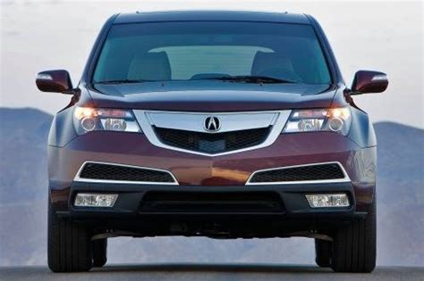 2010 acura mdx towing capacity used 2010 acura mdx suv pricing for sale edmunds