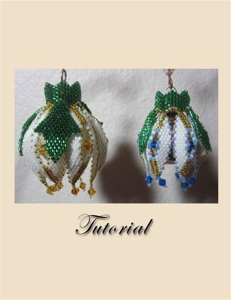 pattern for christmas ornaments pattern tutorial beaded christmas ornament cover