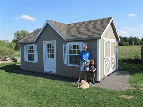 Sheds Ontario by Shed Bunkie Plans Country Shedsnorth Country Sheds