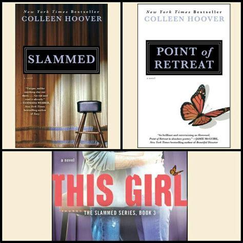 slammed a novel slammed series colleen hoover books i or want to