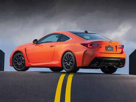 2017 lexus coupes new 2017 lexus rc f price photos reviews safety