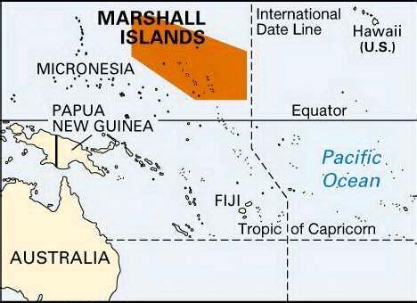 marshall islands map marshall islands location encyclopedia children