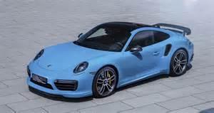 techart porsche 911 turbo s coupe modcarmag