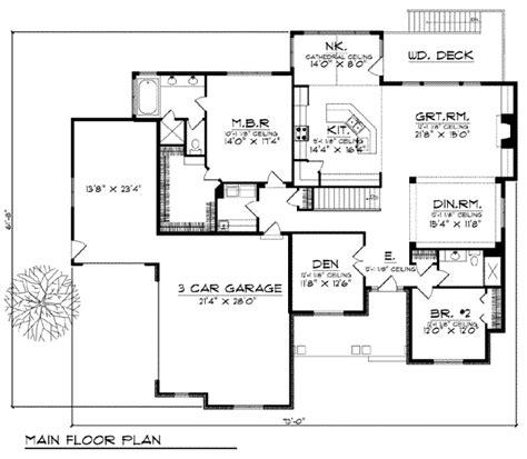 3600 Sq Ft House Plans European Style House Plan 4 Beds 3 Baths 3600 Sq Ft Plan 70 808