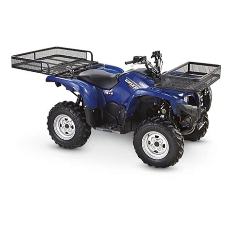 swisher 174 rear atv basket 202925 racks bags at