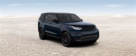black land rover discovery 2017 civilised car hire civilised car hire