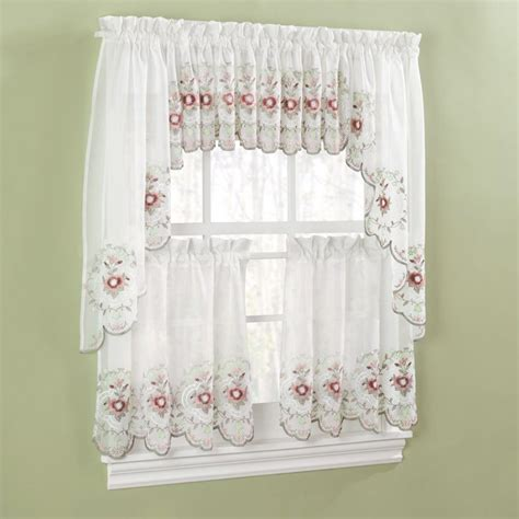 Kitchen Curtains Jcpenney Kitchen Curtains At Jcpenney Home Design