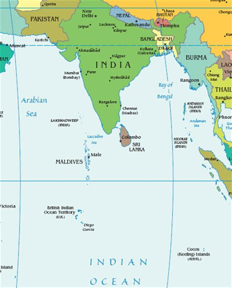 where is maldives located on the world map maldives location on map