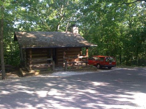 the outside of our cabin picture of silver dollar city s