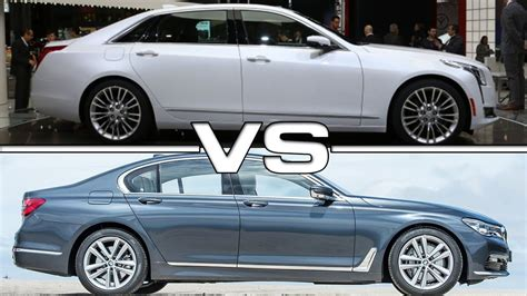 Bmw Of Ct by Cadillac Ct6 Vs Bmw 7 Series