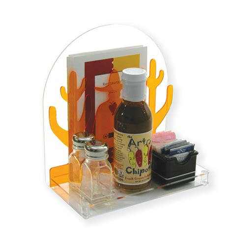 table caddy for restaurant table caddy for themed restaurants countertop