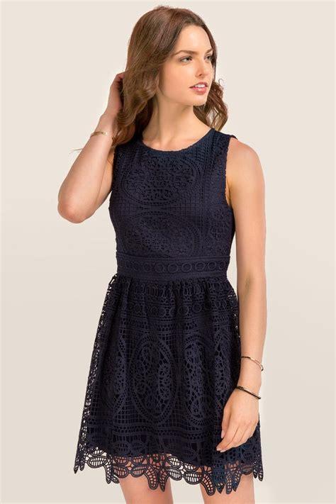 Janete Dress jeanette crochet dress s