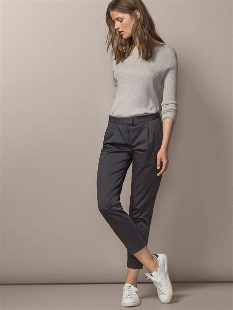 Pantalon De Travail Homme 788 by Pantalon Chino Pinzas Anytime Wear