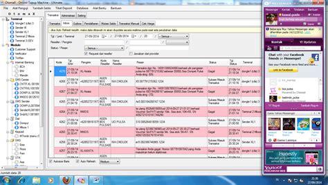 membuat webreport server pulsa otomax murah grosir pulsa dan h2h global corp