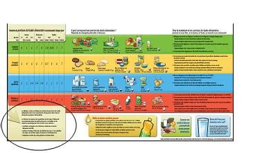 printable version canada s food guide ready to use presentation for consumers on quot eating well