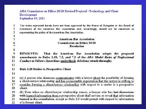 model jury instructions false advertising 4 30 12 cardozo social media ethics cle
