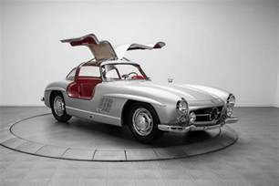 Mercedes 300sl Price 1954 Mercedes 300 Sl Sells For A Staggering 1 9