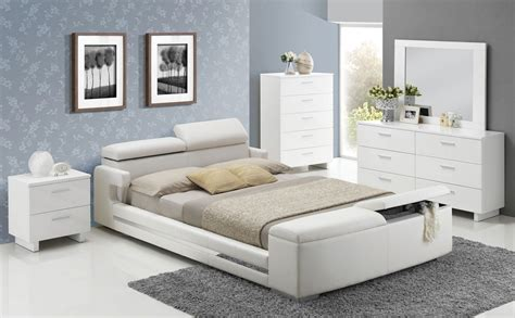 queen size bedroom furniture elegant white upholstered storage bed 5pc queen size layla