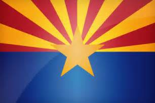 arizona state colors flag of arizona the official arizona s flag