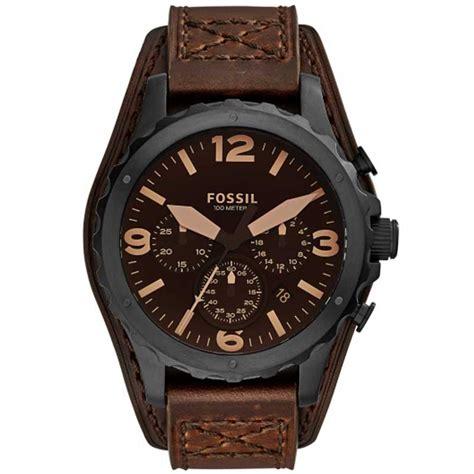 Jam Tangan Fossil Jr1511 Leather fossil jr1511 orologio uomo nandida orologi nate