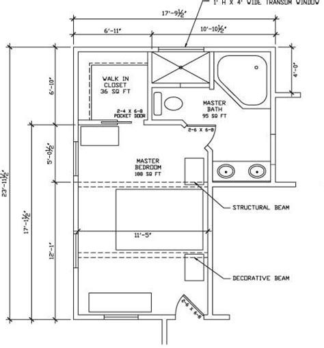 Master Bedroom And Bathroom Floor Plans 1000 Ideas About Master Bedroom Addition On