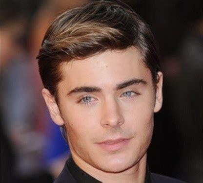 model rambut pendek pria belah samping gaya model rambut