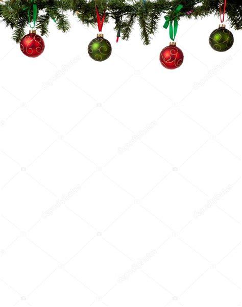 christmas ornament border stock photo 169 miflippo 13441512