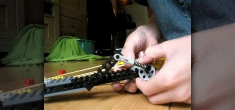 build your own gun how to build your own rubberband machine gun