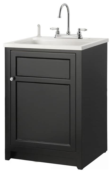 laundry room vanity conyer 24 quot inch laundry vanity laundry room new york by foremost groups inc bath