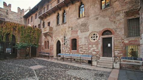 la casa di romeo e giulietta verona il balcone della casa di giulietta sar 224 restaurato