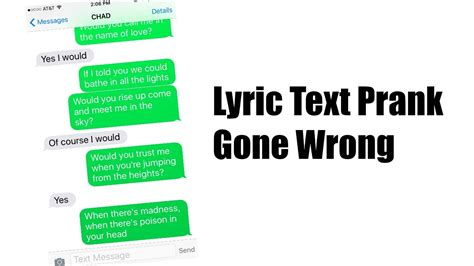 song for boyfriend song lyrics text prank on angry boyfriend wrong
